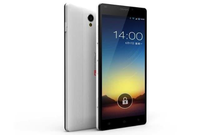 geak mars Android smartphone
