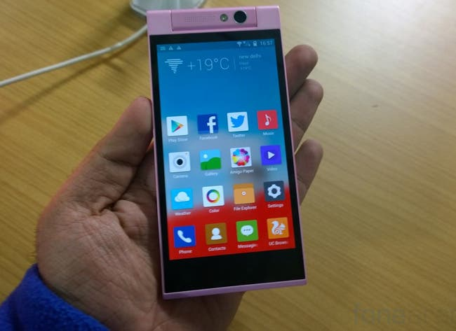 gionee elife e7 mini hero
