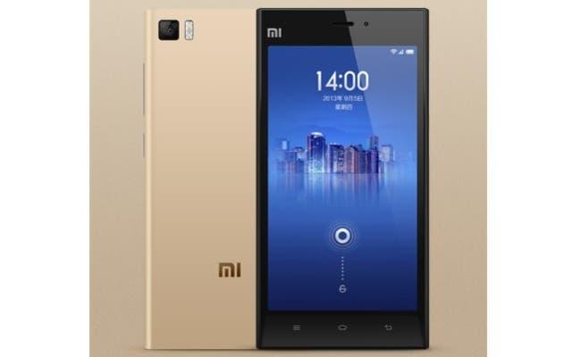 Второй раунд продаж Xiaomi Mi3 и Xiaomi TV стартует завтра