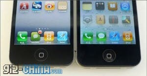 iphone 4 vs gooapple 3G