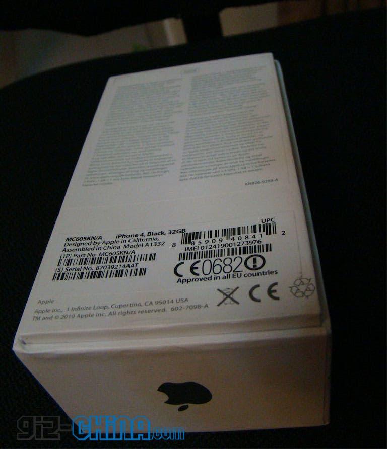 gooapple v5 iphone 4s knock off,iphone 4s box,gooapple v5 unboxing