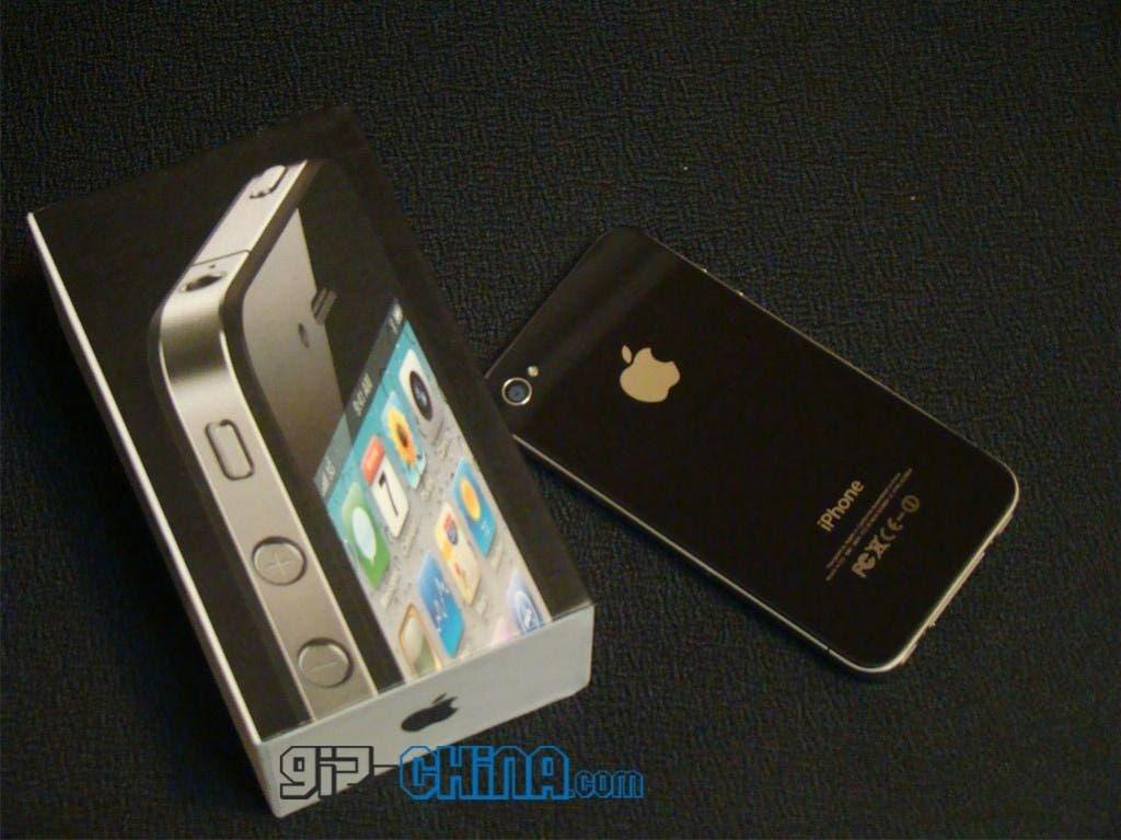 gooapple v5 rear,gooapple v5 apple logo,gooapple v5 review,gooapple v5 android iphone 4s hands on