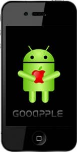 gooapple shanzhai android iphone 4 153x300 Gooapple Available for Pre order Get's Pricing Details