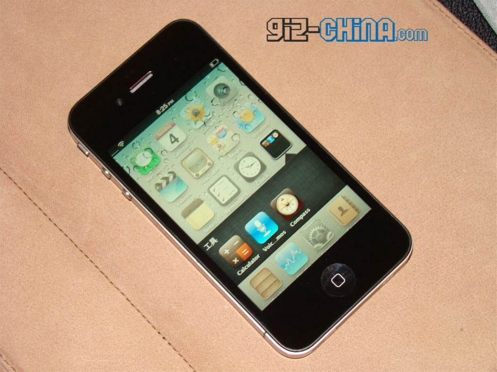 gooapple v5,gooapple android iphone 4s,knock off iphone 4s android,gooapple review,gooapple hands on