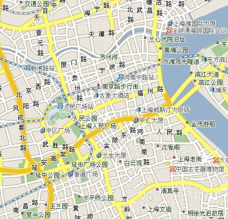 China To Say Bye to Google Maps in 2011? - Gizchina.com