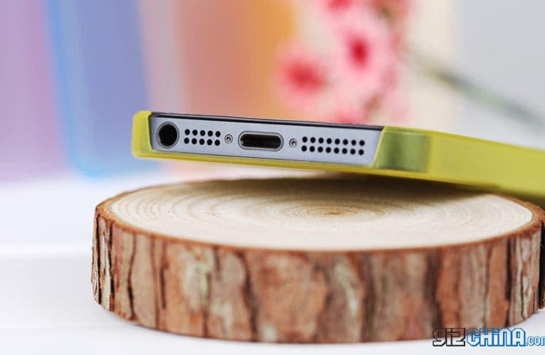 goophone i5 iphone 5 clone dock