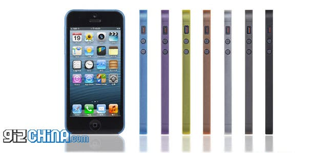 GooPhone i5 iPhone 5 clone specifications, photos and release date!