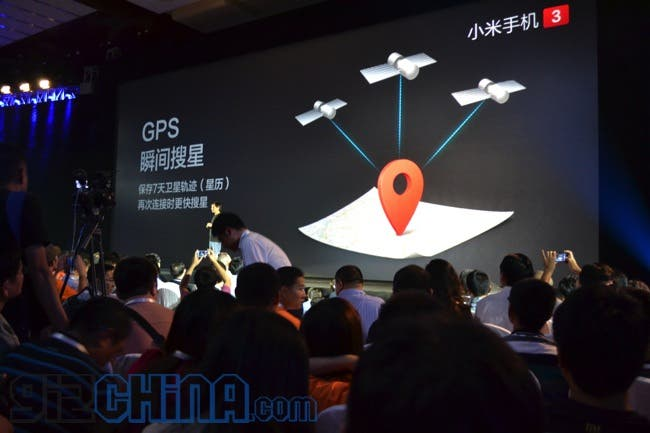 gps Xiaomi Mi3 Everything you need to know!