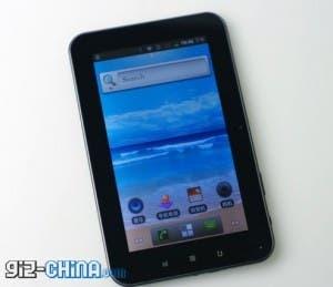 grefu 7 inch 3g chinese tablet