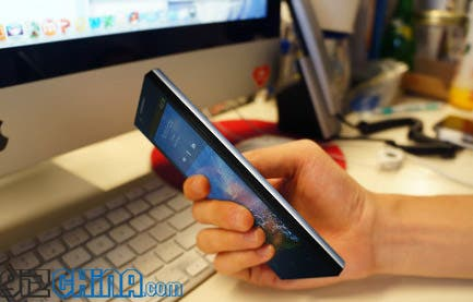 hands on leaked oppo find 5 android phone