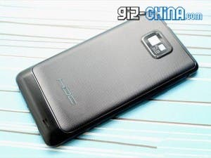 hdc samsung galaxy s2 clone 300x225 Samsung Galaxy S2 Knock off Now Available in China