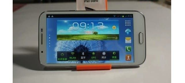 8 top 5.7-inch Chinese Phablets for early 2013!