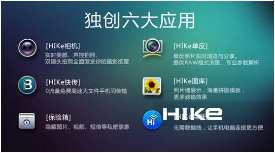 hike x1d camera features