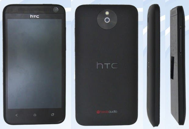 HTC 603e to replace One SU in China?