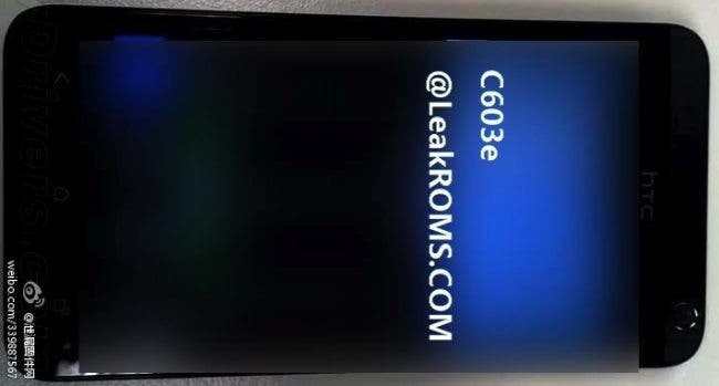 htc m4 china unicom leaked photo
