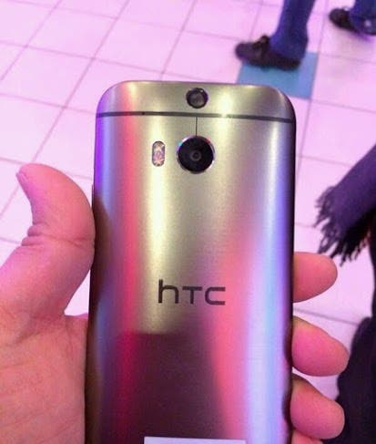 htc one 2 leaked hands on