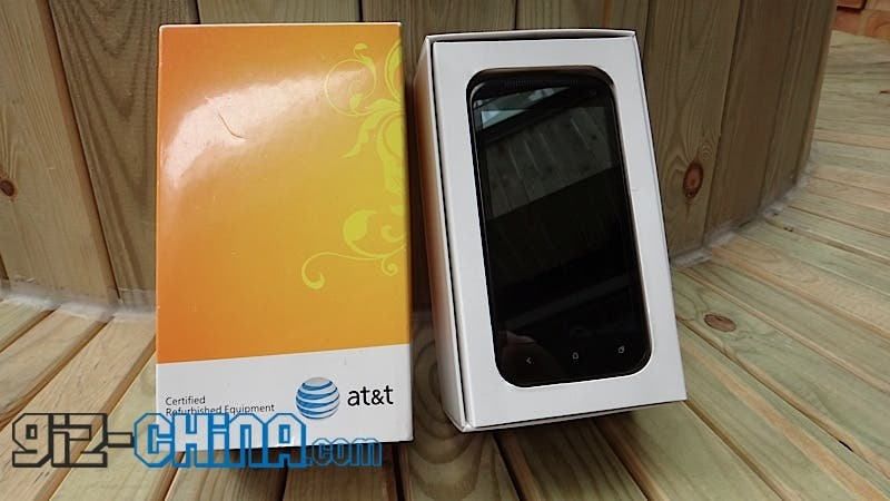 knock off htc one s in att packaging