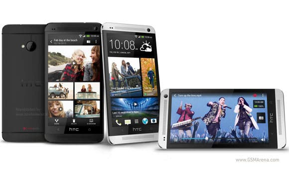 HTC One Press Photos confirm earlier leaks!