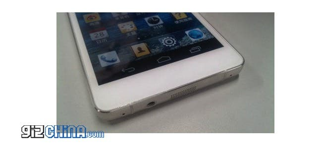 Huawei Ascend D2 Leaked photos, specification and pricing!