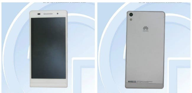 Huawei P6-U06 leaked, becomes worlds thinnest smarpthone
