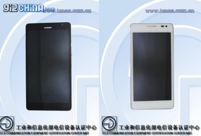 Huawei Ascend Mate and Ascend D2 receive network license in China