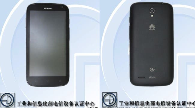 Huawei G610-C00 leaked, 5.4-inch quad-core MT6589