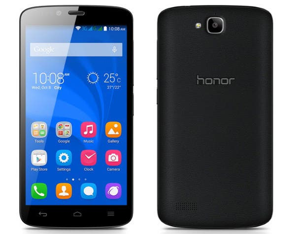 huawei holly android one
