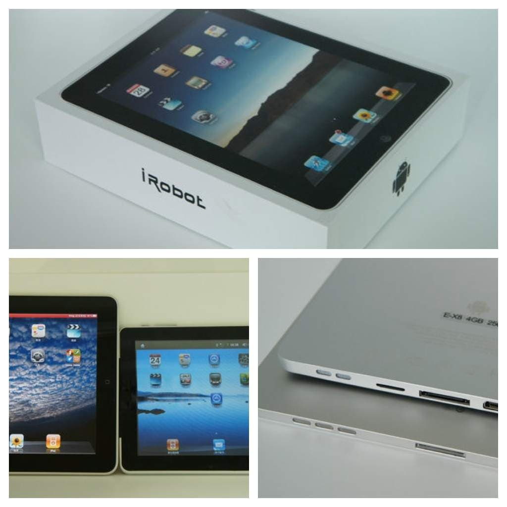 Under 150 Tablets That Are Actually Good: The IRobot Tablet Forced Me To Cry 'iPad Clone