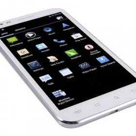 inew i2000 phablet white 280x280 Top 15 quad core MT6589 phones you can buy right now!
