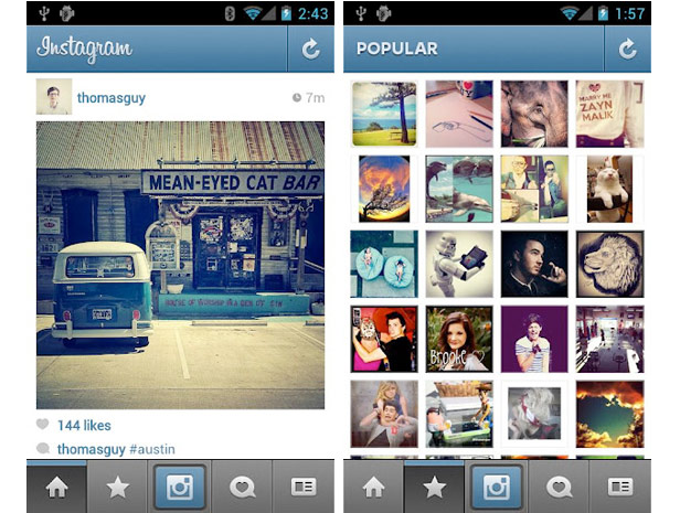 Download Instagram for Android Free Now! - Gizchina com