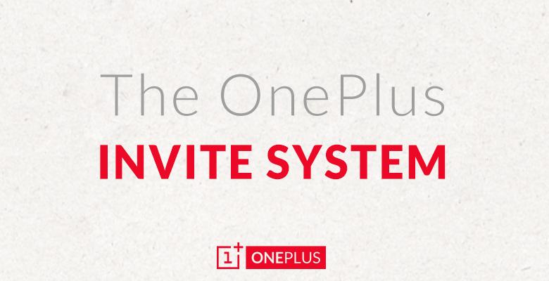 oneplus invite system