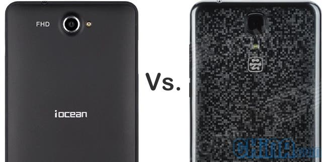 iocean g7 vs umi cross