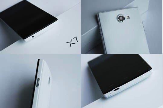 iocean x7 design