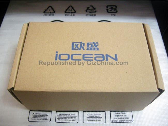 iocean x8 unboxing