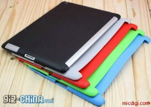 smart cover for back of ipad 2