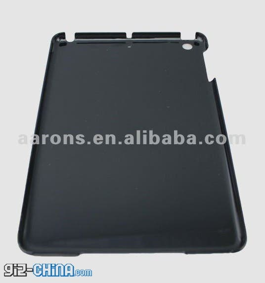 ipad mini case china 1 Exclusive! iPad Mini Cases Show Rear Camera and mini dock connector