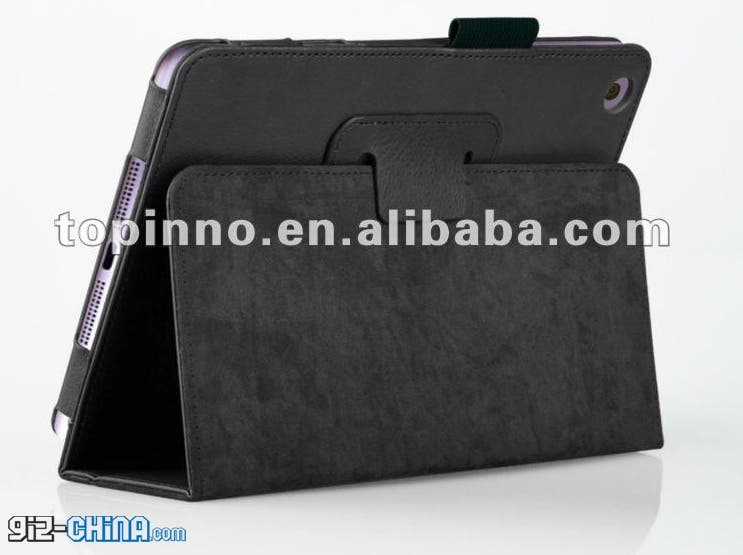 ipad mini case mini dock connector Exclusive! iPad Mini Cases Show Rear Camera and mini dock connector