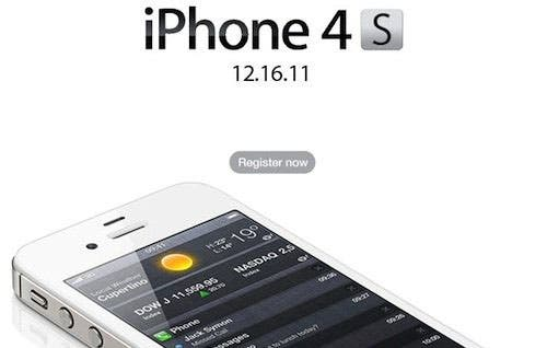 iphone 4s launch 16th december