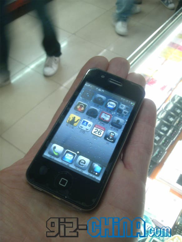 iphone 4 nano china