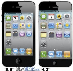 iphone 4 vs iphone 5