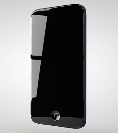 iphone 5 concept2 Is LG working on 4 inch iPhone 5 Screens and 7 inch iPad Screens?!