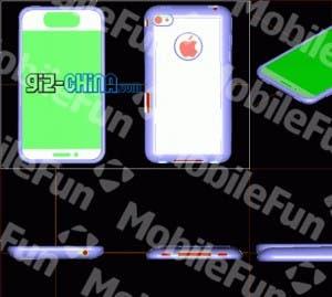 iphone 5 design released