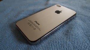 iphone 5 in metal finish