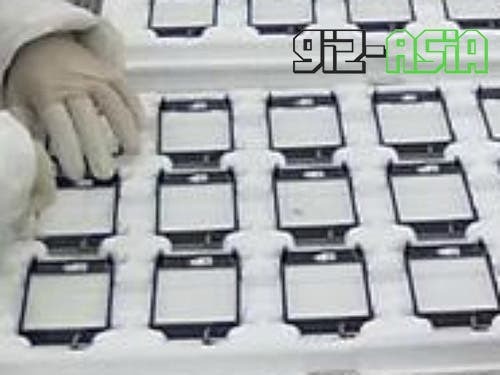 Leaked Photo Shows iPhone 5 Screen Production