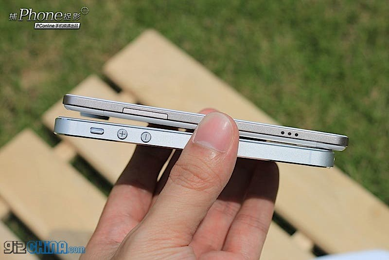 iphone 5 vs oppo finder 3 chinese phones
