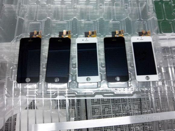 iPhone 5s spy photos