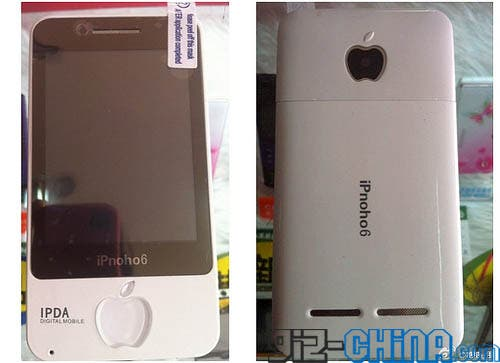 iPhone 6 Released in China Already!