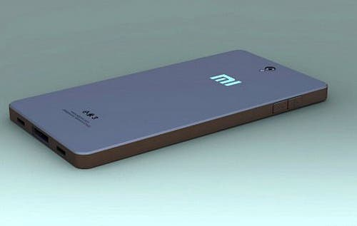 Xiaomi M3 renderings show off thin bezel and huge screen!