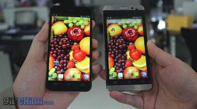 JiaYu G4 and quad-core G3 full production to begin at the end of May!