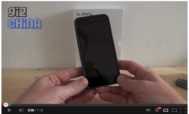 JiaYu G4 Hands on Video